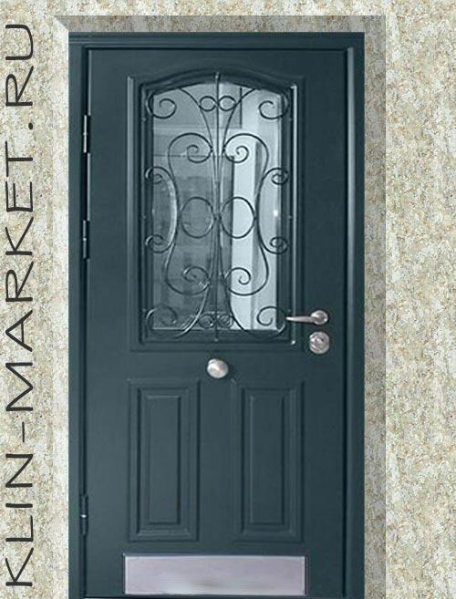 стеклопакеты для металлических дверей